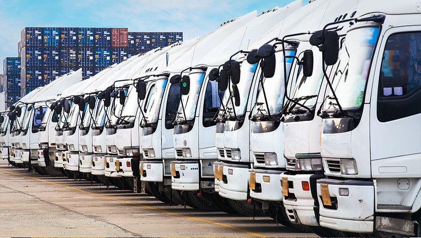 lorry freight under gst